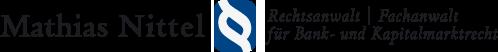 Nittel – Rechtsanwalt | Fachanwalt für Bank- und Kapitalmarktrecht